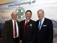 LL Striednig, Präs. Hochstaffl und LH Dr. Kaiser (v.l.)