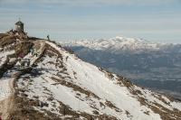 Dem Gipfel entgegen