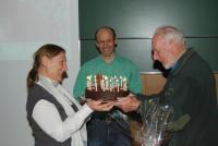 Walter Strausky 85. Geburtstag