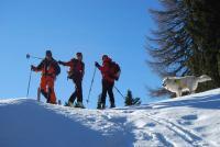 Winterübung Hochobir, Einsatzübung